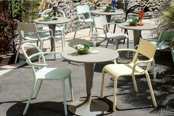 Kartell Garden Furniture Ideas home garden architecture furniture interiors design kartell the generic family design by philippe starck workwithnaturefo