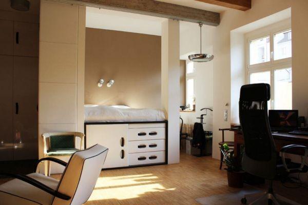 Unconventional Interior Design in 50m2