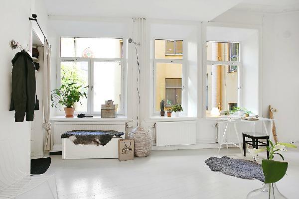 One Bedroom Apartment Of 50m2 Ideas Home Garden Architecture Furniture Interiors Design