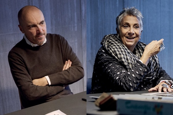 With the collaboration of MCZ and Paola Navone Sahara was created