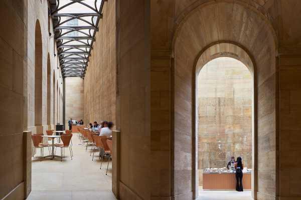 Sneak a peak into the renovated Philadelphia Art Museum