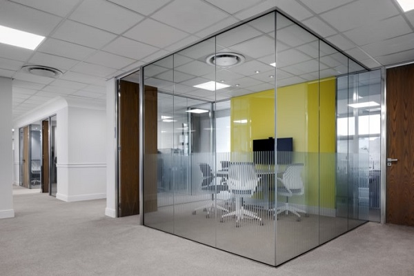 The family office became a modern environment but kept the feeling of home